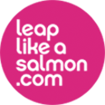 Leap Like A Salmon, Logo