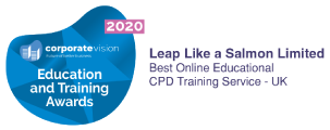 Leap Like A Salmon - Award Winning Training Service